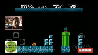 SUPER MARIO BROS GAMEPLAY world 4-2#nostalgia90an