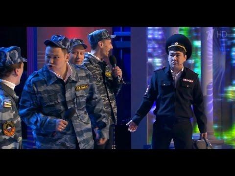 КВН Камызяки - Случай в камызякской тюрьме