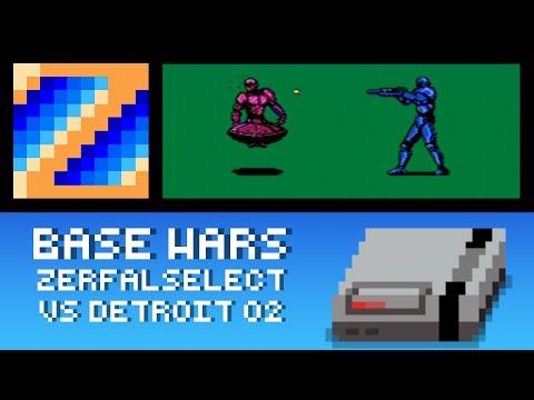Base Wars: Zerfalselect at Detroit 02
