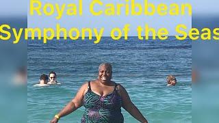 Symphony of the Seas : Royal Caribbean Dec 2018