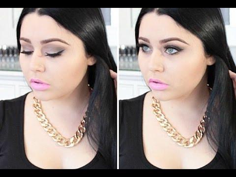 Dramatic Smokey Prom Makeup Tutorial ♡ video
