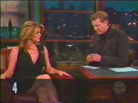 Rachel Hunter - [Dec-2003] - interview Video