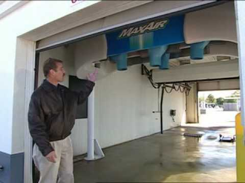 MaxAir Car Wash Dryer
