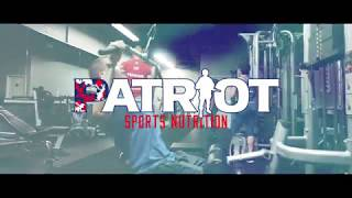WE ARE PATRIOT SPORTS NUTRITION