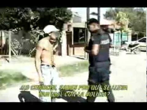 mi pobre diablito - policias en accion 2009