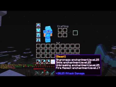 MInecraft cracked server OP factions! 1.7