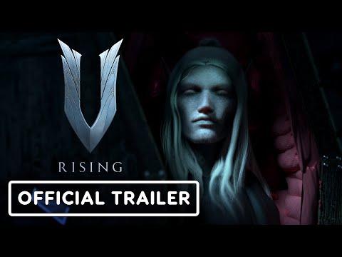 V Rising - Official Gameplay Trailer