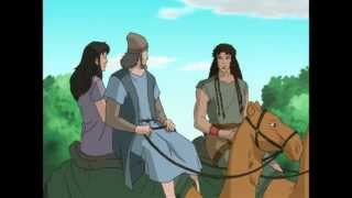 Bible Stories - Old Testament_ Samson and the Philistines