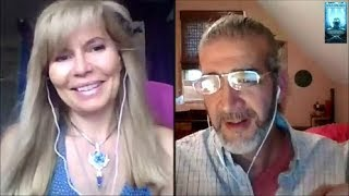 5D Galactic Ascension ET contact, NDE Discussion on Soulogy/SoulSpeaks Shekina & Todd Medina