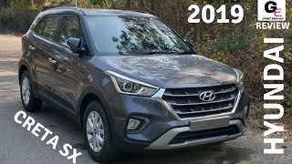 2019 Hyundai Creta SX 🔥| wireless charger | detailed review | feature | specs | price !!