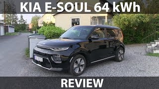 Kia e-Soul 64 kWh review