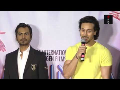 Tiger shroff enthralled by the response from hollywood celebrities