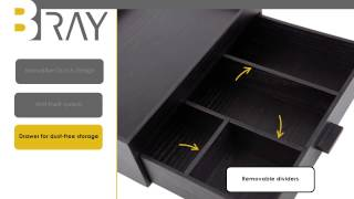 B-TRAY Hospitality trays | Welcome trays | Vassoi di cortesia | Plateaux de courtoisie