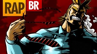 Rap All Might (Boku no Hero) | Tauz RapTributo 68