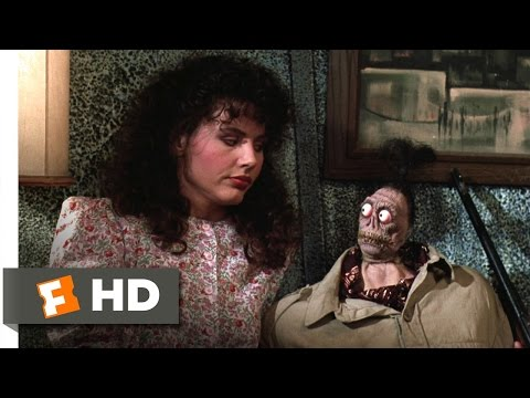 Beetlejuice (2/9) Movie CLIP - Netherworld Waiting Room (1988) HD