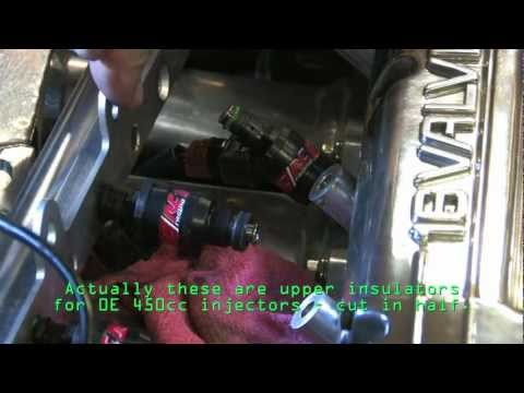 Boost Leak Testing 203:  Injector Seal Leaks
