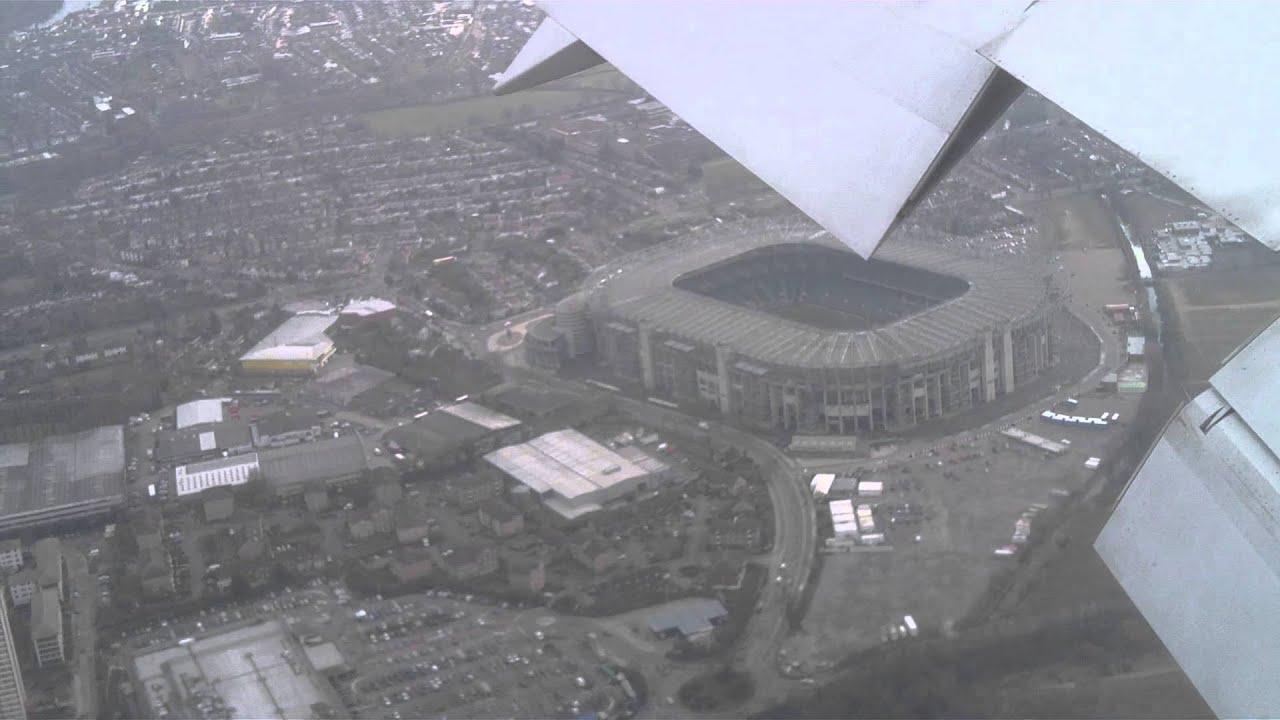 Twickenham Stadium History Twickenham Stadium Aerial View