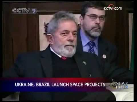 Ukraine, Brazil Launch Space Projects - Report