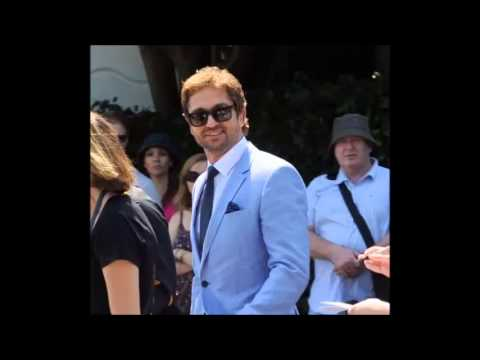 Gerard Butler - interview about final 2013 Wimbledon Championships