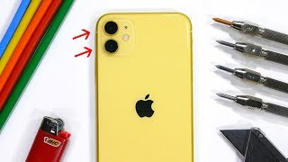 iPhone 11 Durability Test! - is the 39cheap39 iPhone different?