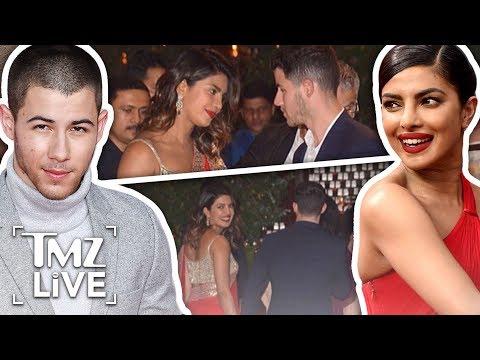 Nick Jonas and Priyanka Chopra: It's Official! | TMZ Live thumbnail