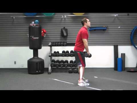 How To Do A Romanian Deadlift | RDL Instructional | Dumbbells or Barbell | HASfit 111611 Image 1