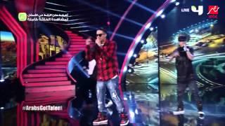 Arabs Got Talent -قصي خضر- أم الدنيا