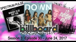 Billboard BREAKDOWN - Hot 100 - June 24, 2017