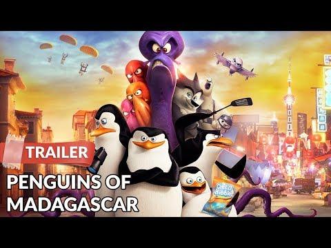 Penguins Of Madagascar 2014 Trailer HD | Tom McGrath | Chris Miller