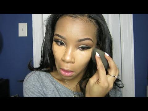 Cool tone make-up | OCC Sebastian Lip Tar