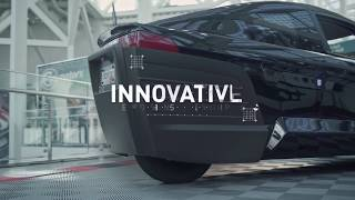 Sleek Automotive Design:  Made Possible by Plastics - 2016 L.A. Auto Show