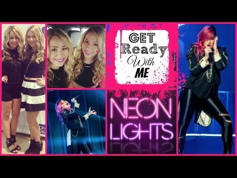 Get Ready with Me | Demi Lovato Concert