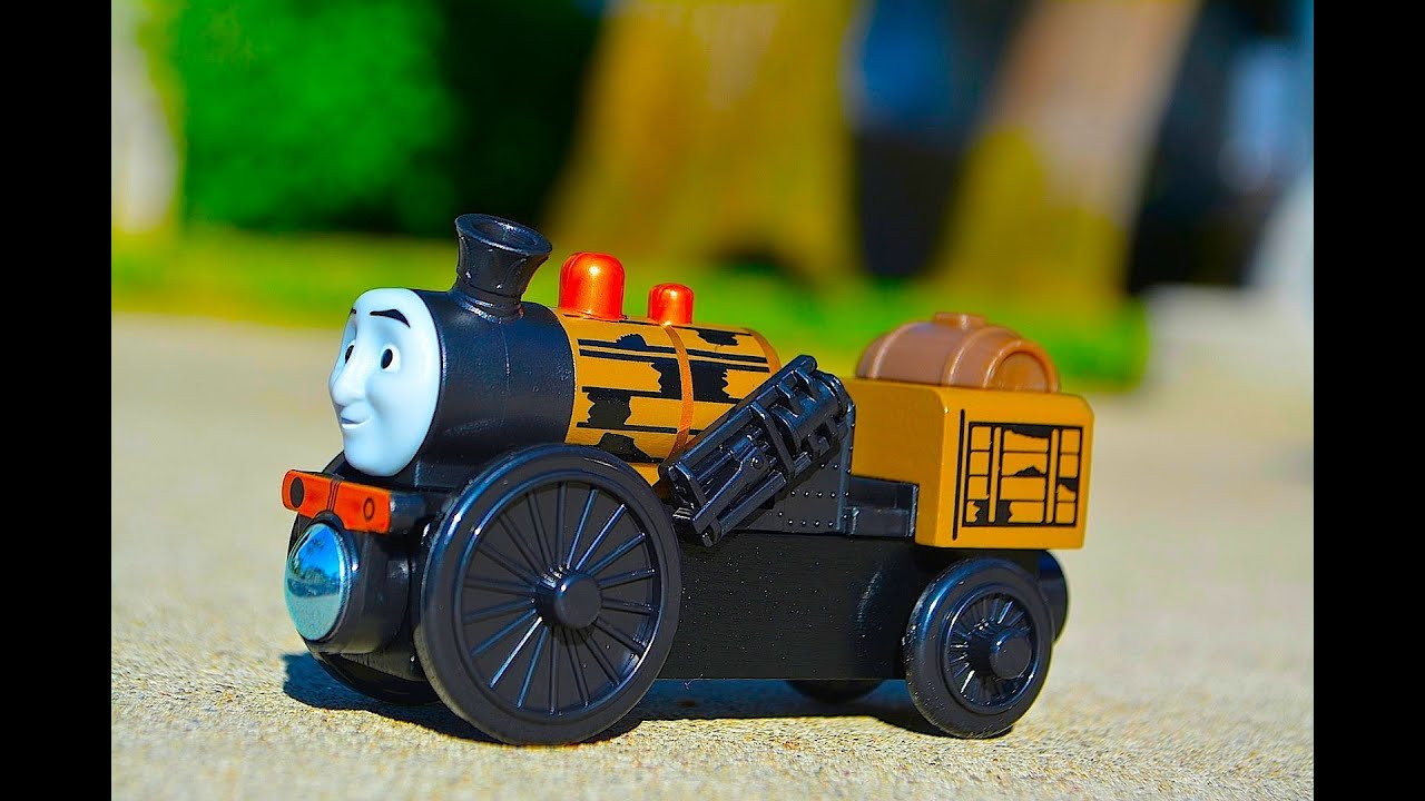 Thomas The Tank Engine Fix Me Up STEPHEN Wooden Railway