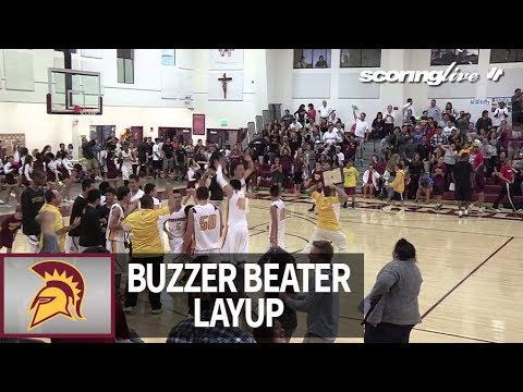 ScoringLive: Josh Burnett Game Winning Layup - Maryknoll vs. Iolani - 1/29/14