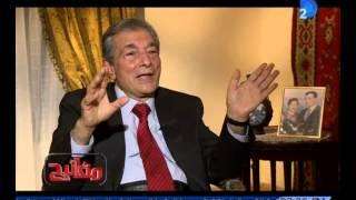 فاروق شوشة يكشف لمفيد فوزى حقيقة سيد قطب التى لا يعرفها أحد