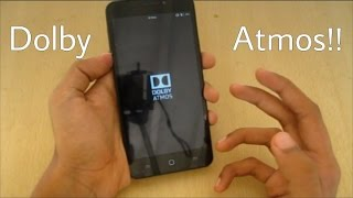 Dolby atmos on any android device (4.3 or more!):