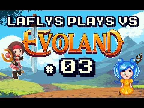 [FR]Laflys vs Evoland - Playthrough EP. 03 - Un monde en 3D !