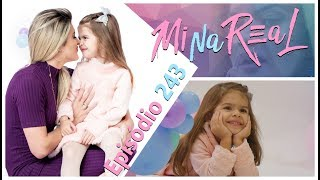 MiNa ReAl | Ensaio de dia das mães com a Valentina