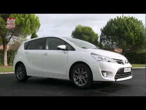 Toyota Verso review - Auto Express