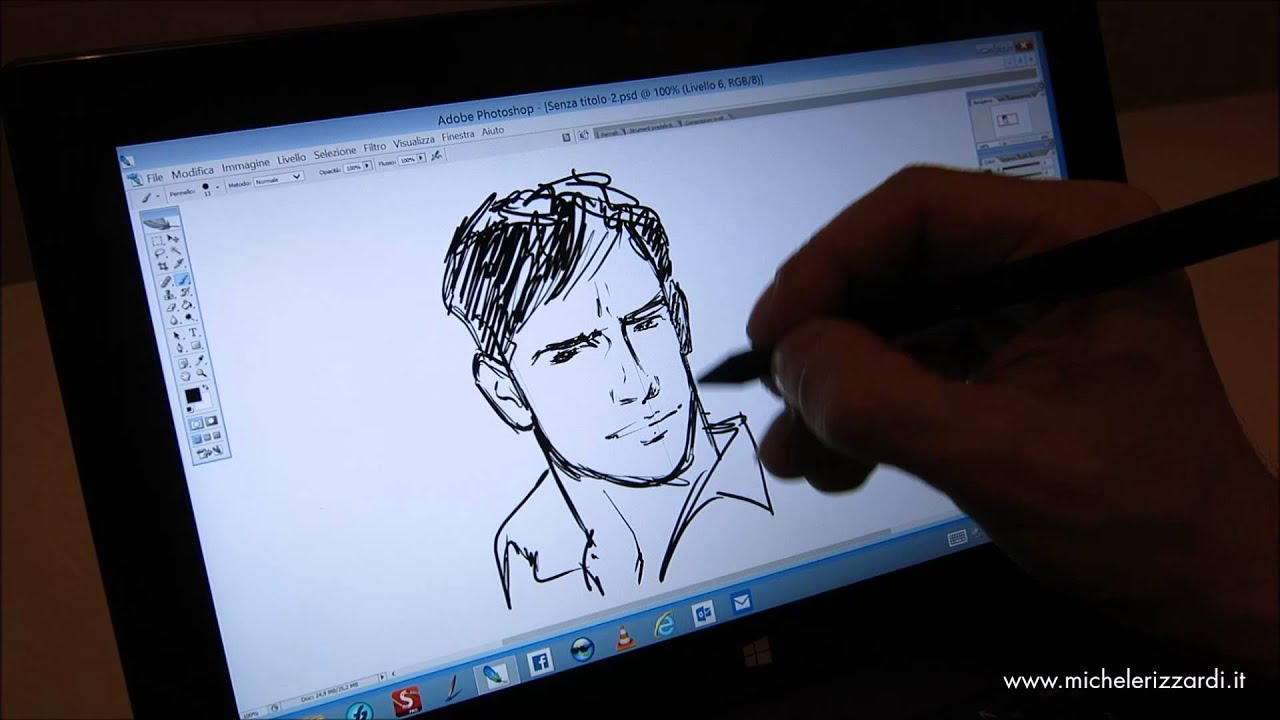 sketch stylus clip art