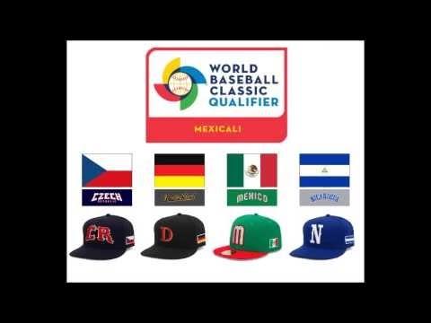 World Baseball Classic 2017 part 2