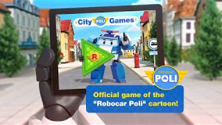 Help Brooms Town with Rescue Team Friends!  | Kids game | Robocar poli special clips