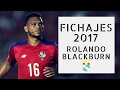 Rolando Blackburn explicó su principal motivo para fichar por Sporting Cristal - Noticias de noticias de fútbol