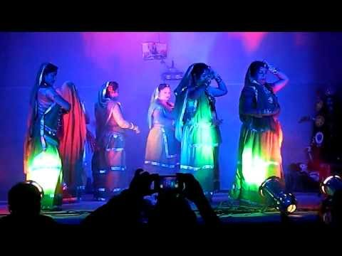Green Park - Palta - Kali Puja 2013 Program Video - Mehndi Rachan...