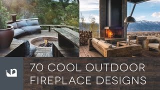 (4.30 MB) 70 Cool Outdoor Fireplace Designs - Home Fire Pits Mp3
