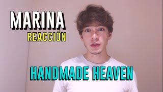 Marina Handmade Heaven Reaction