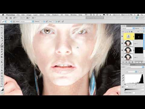 Scott Kelby's Photo Retouch Using Photoshop, Lightroom & a Wacom Intuos4