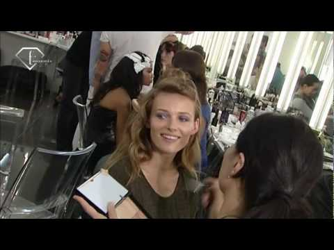 fashiontv | FTV.com - EDITA VILKEVICIUTE MODEL TALKS S/S 10