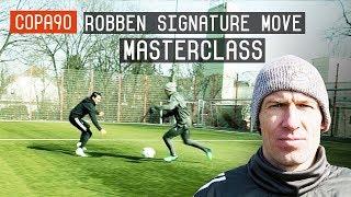 Arjen Robben Signature Move Masterclass  European