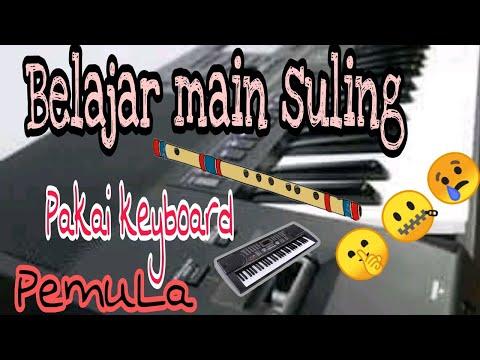 Belajar SULING keyboard s950